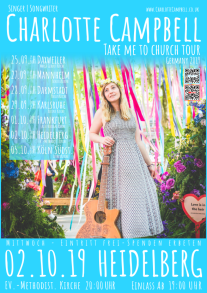 Charlotte Campbell Plakat